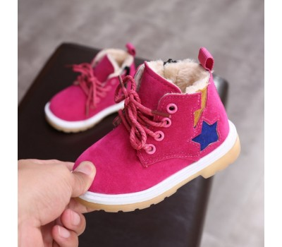 Ботиночки на меху