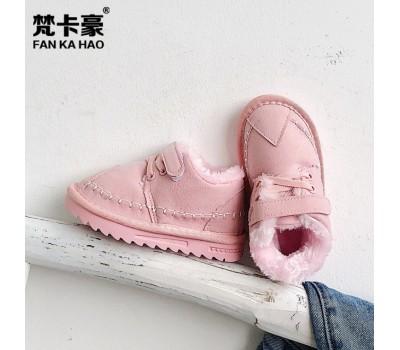 Очень крутые зимние кроссовки