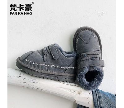 Крутые зимние кроссовки