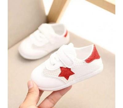 Сетчатые летние кроссовки для малышей