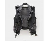 Крутая жилетка для настоящих модниц