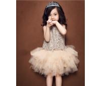 Кружевное платье для маленьких принцесс