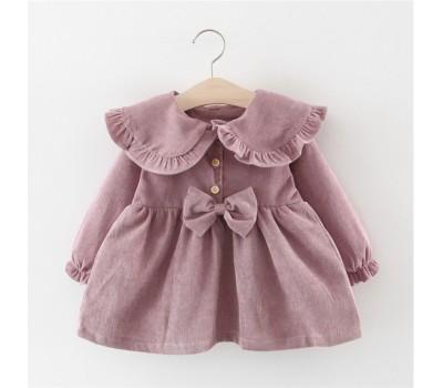 Милое нарядное платье для малышек