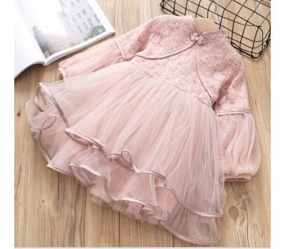 Нарядные платья с кружевом