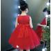 Нарядные платья с кружевным верхом
