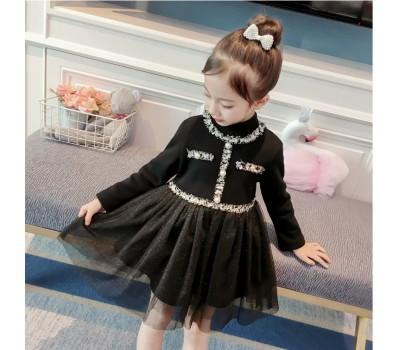 Очень крутое стильное платье на плюше