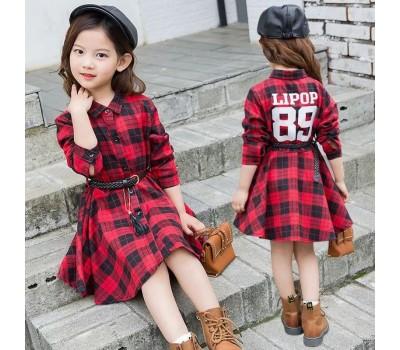 Классное платье-рубашка