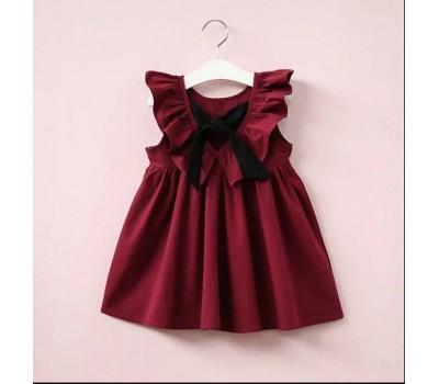 Легкое летнее платье для деовчек