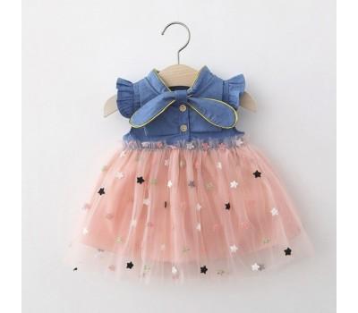 Платье с звездами