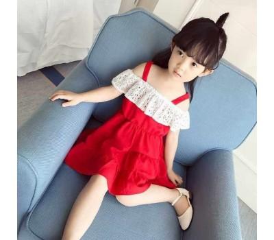 Удобное летнее платье