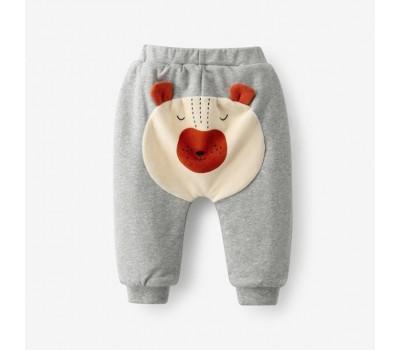 Теплые штанишки  для малышей