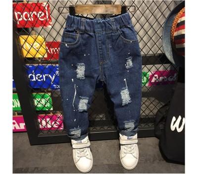 Крутые весенние джинсы