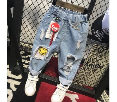 """Стильные   джинсы """"Смайл"""""""