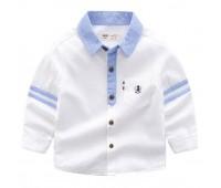 Летняя рубашка, белая