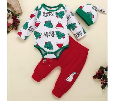 Шикарный новогодний костюм для малышей