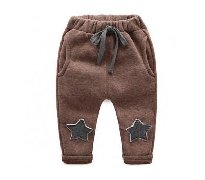 Теплые спортивные штаны на меху