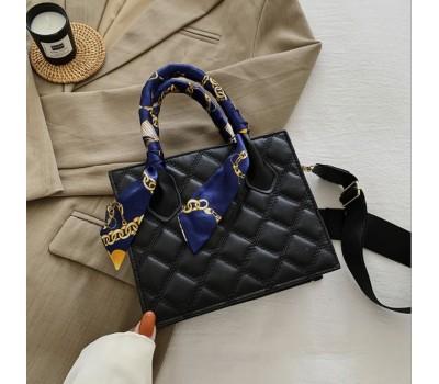 Классическая сумка на каждый день с повязкой