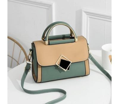 Классическая сумка кросс-боди с удобной ручкой, 4 цвета