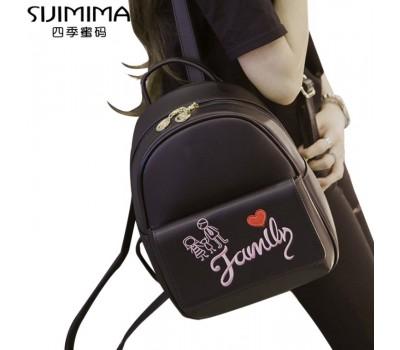 Классный удобный рюкзак Family